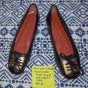 Marc by Marc Jacobs leather flats